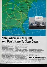EASTERN AIRLINES METRO EXPRESS DORNIER 228 VTOL STEP OFF YOU DONT STEP DOWN AD