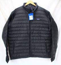 NWT Patagonia Down Sweater Jacket Mens 2XL XXL insulated 800-fill 84673 $200
