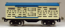 LIONEL STANDARD GAUGE CLASSIC TIN SERIES-1513 CATTLE CAR 6-13600~MINT IN BOX