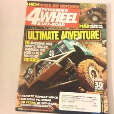 4 Wheel & Off Road Magazine 18 Awesome Rigs November 2007 060217nonrh