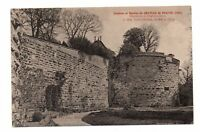 21 - cpa - BEAUNE - Enceinte et bastion du château  (J360)