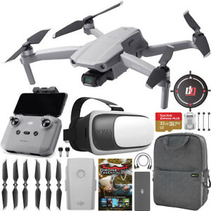 DJI Mavic Air 2 Drone Quadcopter 48MP 4K Video HDR with Remote Control Bundle