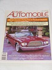 Collectible Automobile Magazine December 1994 Vol 11 - No 4