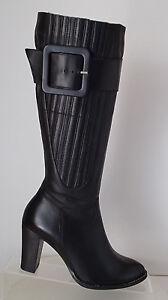 Damen Stiefel  Echtleder  Italienische Mode NEU & OVP
