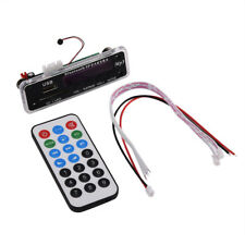 Decoder Audio Auto Board FM Wireless Bluetooth USB MP3/WMA/WAV SD Slot Vivavoce