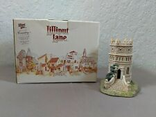 Lilliput Lane Octagon Tower, Studley Royal Collection, Signed By Ray Day