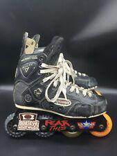 Vintage Mission Hockey Skates Proto V Size 7