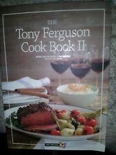 tony ferguson cook book