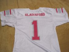 Cleveland Gladiators Arena Football League Girl's Russell Jersey Youth Large HTF