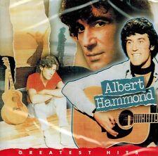 CD MUSICALE NUOVO/scatola originale-Albert Hammond-Greatest Hits-Best of the best
