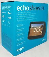 Amazon Echo Show 5 – Resta sempre in Contatto con L'aiuto di Alexa Nero