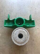 Greenlee 5015671 Pipe Support Bending Roller Amp 5016741 Bender Shoe Adapter