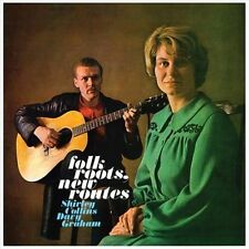 Collins,Shirley Davy Graham,Davy Folk Roots New Routes 180g vinyl LP NEW sealed