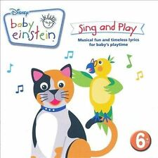 Baby Einstein: Sing and Play by Baby Einstein (CD, Feb-2008, Buena Vista)