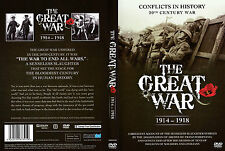 The Great War 1914-1918. A senseless slaughter. New DVD