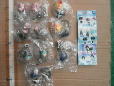 Takara Tomy Hitman Reborn 6 Deformed petit figure gashapon 10 pcs