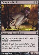 2x Quagmire Druid (Schlammsuhlen-Druide) Commander 2013 Magic