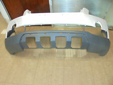 HOLDEN CAPTIVA FRONT BUMPER BAR***PAINTED WHITE***GENUINE RECONDITIONED***