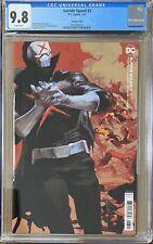 Suicide Squad #3 Variant CGC 9.8