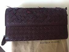 Bottega Veneta Women's Leather Intercciaco Woven Wallet Special Edition