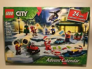 LEGO City Advent Calendar 24 Gifts 60268 Brand New