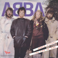 "ABBA Under Attack / You Owe Me One 7"" Single Sil Vinyl Schallplatte 55486"