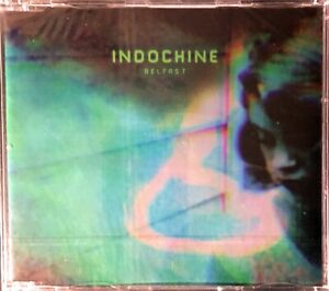 CD MAXI SINGLE INDOCHINE BELFAST RARE COLLECTOR NEUF SOUS BLISTER 2014