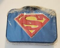 Vintage DC SUPERMAN LUNCHBOX Classic Look New