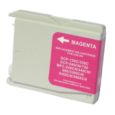 Ink Cartridge Magenta LC-1000 Compatible with Brother DCP-350C