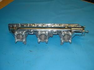 Jaguar E Type Series 1/2 Triple SU Inlet Manifold NEW