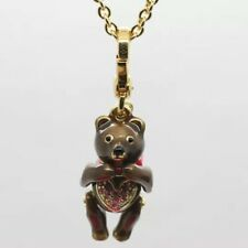 Juicy Couture Brown Bear Charm