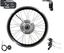 "8fun electric bike Kit 20"" Rear disc geared motor 48V 1400W Max hill climber"