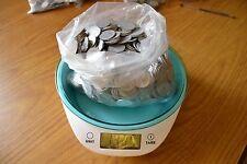 REPUBBLICA ITALIANA LOTTO 500 MONETE 5 LIRE ANNI VARI PESO 1,3 kg SUBALPINA