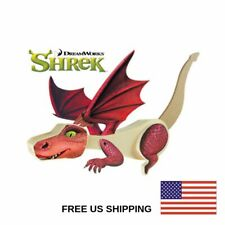 Shrek's Dragon Ride 2012 Lowes Build and Grow Wooden Model Kit  New/Sealed