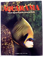 AQUARAMA, Revue Aquariophile n°46; Anubias Nains/ Bassin avec du Polyéthylène