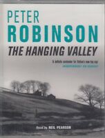 The Hanging Valley Peter Robinson 2 Cassette Audio Book Abridged DCI Banks