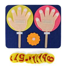 Kindergarten activity learning textbook teacher educational finger math toys G3