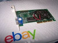 NVIDIA 32mb AGP Graphics Card E-TNT2 M64 032-A2-NV02-S1