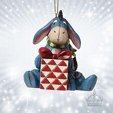 Esel IA  Hanging Ornament  Jim Shore Disney Traditions Eeyore Winnie Pooh A27553