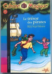 La Cabane Magique: Le trésor des pirates - number 4 in the series