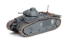 ALTAYA by DeAgostini 1/72 Pz.Kpfw.B2(f) Panzer Heavy Tank French in German use