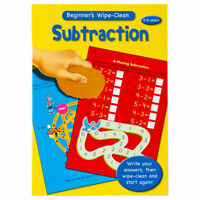 Alligator Books Maths Subtraction - Children Educational Book for Kids aged 3-5
