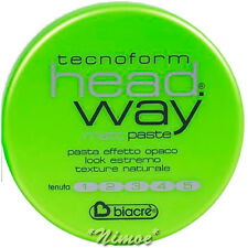 Biacrè Tecnoform Head Way Matt Forza 5 Pasta Cera Modellante 125ml (owv)