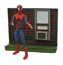 Marvel Diamond Select AMAZING SPIDER-MAN 2 Action Figure w/ Wall Base
