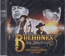 CD - Los Buchones De Culiacan NEW En Vivo Vol.2 Corridos Nuevos FAST SHIPPING !