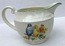 SWINNERTONS STAFFORDSHIRE ENGLAND JUG (Bird Decorations)