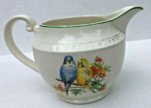 SWINNERTONS - STAFFORDSHIRE - ENGLAND - JUG (Bird Decorations)