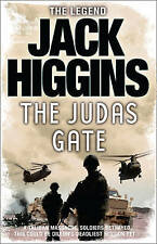 The Judas Gate by Jack Higgins (Paperback, 2011) New Book