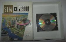 Sim City 2000 Maxis PC Game SPESE GRATIS