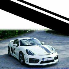 "Porsche Boxster  sticker 10/"" x2 door decal custom sizes colors Carrera"